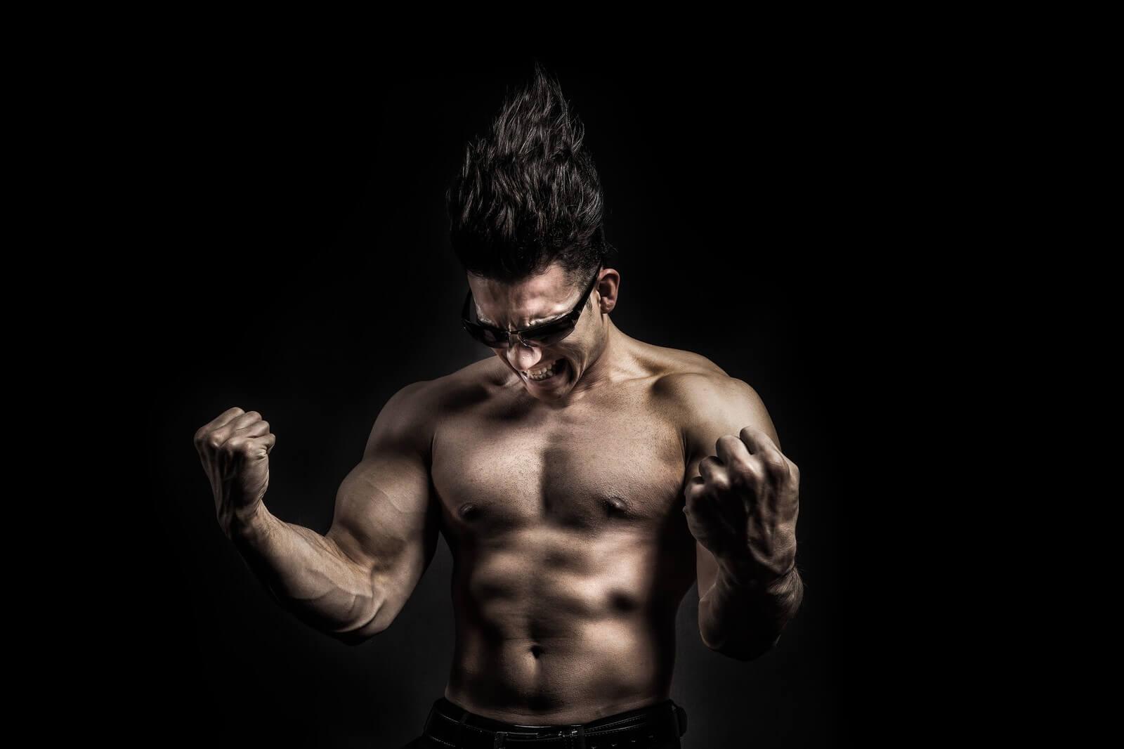 筋トレで大胸筋を鍛える方法を紹介