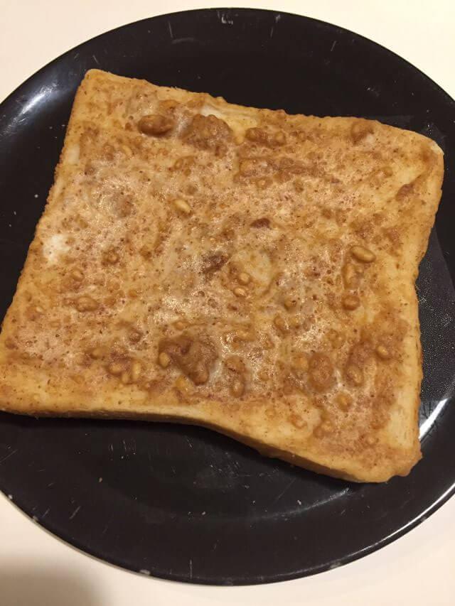 ピーナッツバター&ヨーグルト