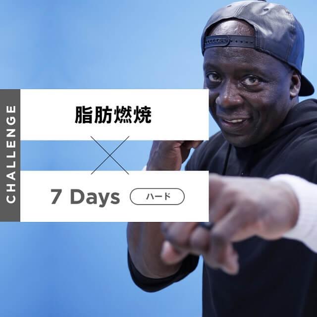 7日間メニュー